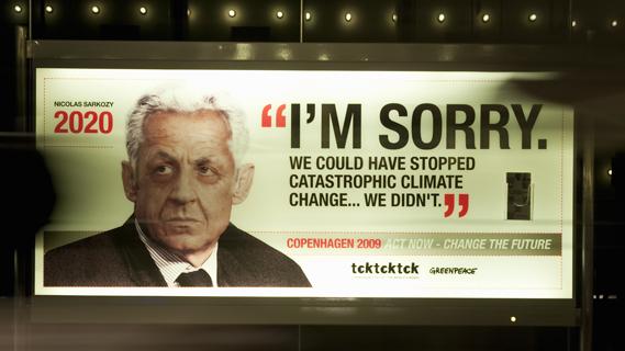 Old Nicolas Sarkozy