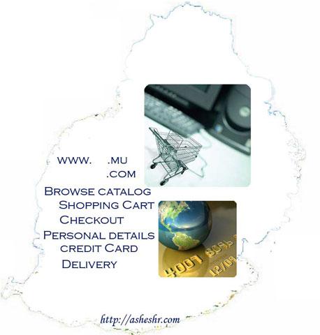 eCommerce in Mauritius - eShopping, internet banking Mauritius, online buying in Mauritius