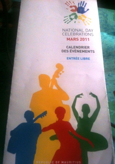 National Day Mauritius 2011