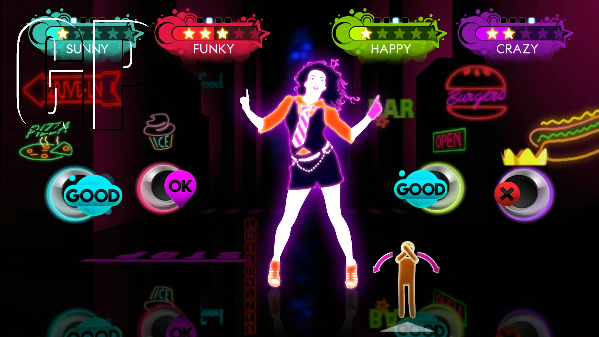 Just Dance Game For Xbox 360 : Nintendo wii xbox 360 or playstation 3 to buy in mauritius