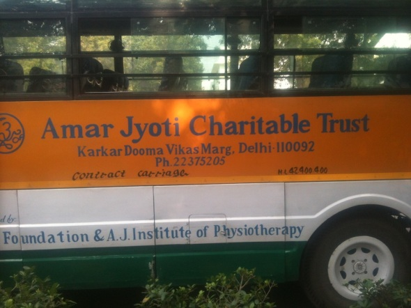 Amar Jyoti Bus