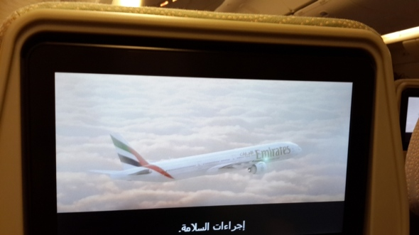Emirates travel