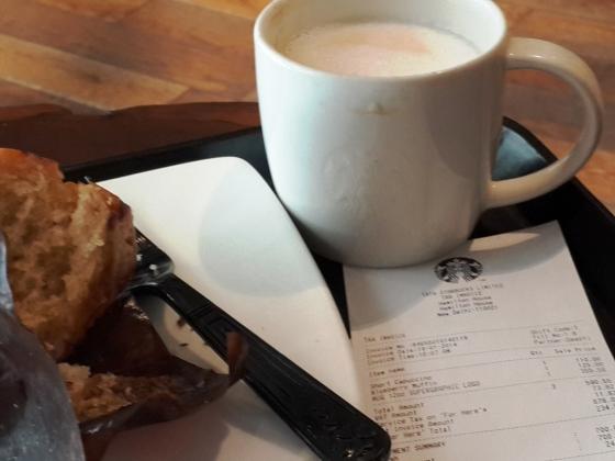 Tata Starbucks Coffee