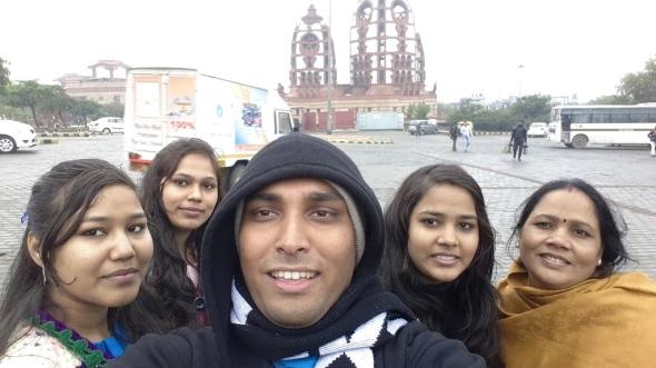 ISCKON Temple Delhi