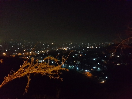 Jaipur at Night