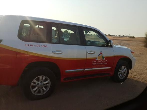 Arabian Adventure Safari