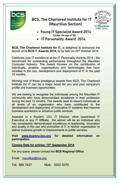 bcs-mauritius-it-award-2014