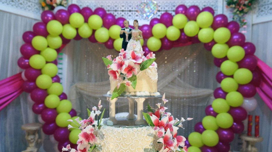 Mauritian-Wedding
