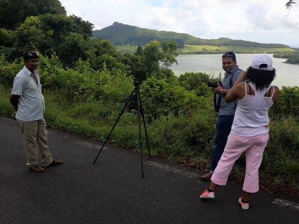 Mauritius film making