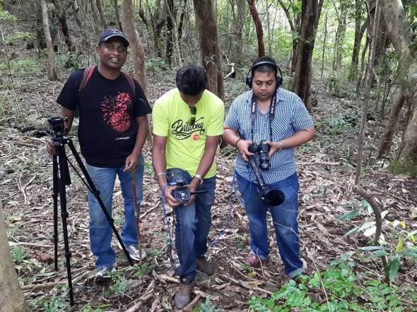 Outdoor Shooting Mauritius