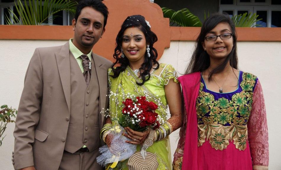 Sunju & Anu Chawthari - June 2015