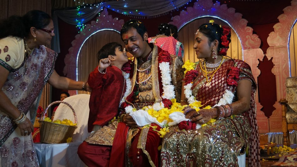 Anoushka Weds Vijay - March 2015